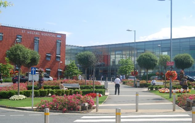 St Helen's hospital, Merseyside, offers top-quality orthopaedic surgery