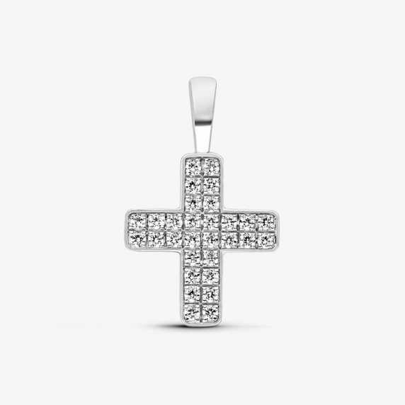 Pendentif croix - ARTHUS BERTRAND